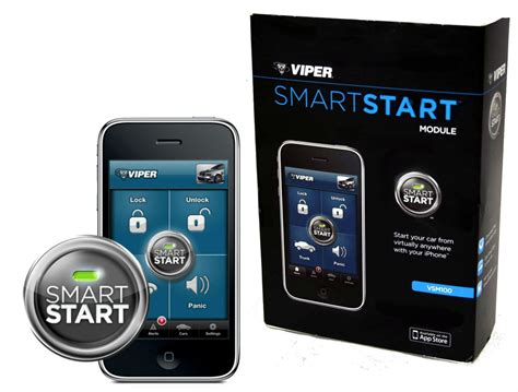 viper for android viper smart start module new smartstart for iphone android remote start vsm100 ebay