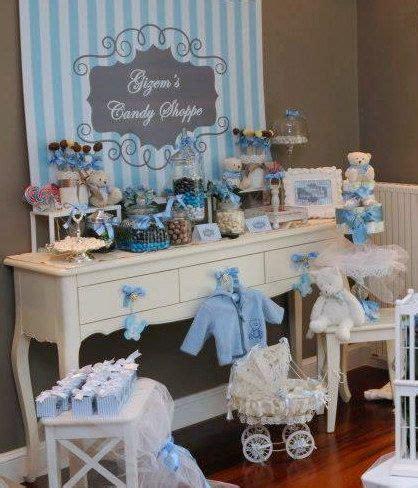 decoracion de baby shower para niño (4) | decoracion de