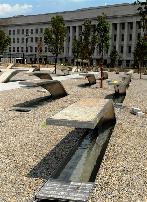 pentagon memorial benches meaning opinions on pentagon memorial