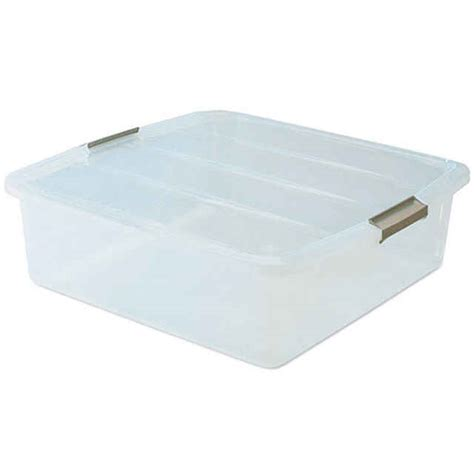 clear plastic wreath storage containers small wreath boxes - Clear Plastic Storage Container
