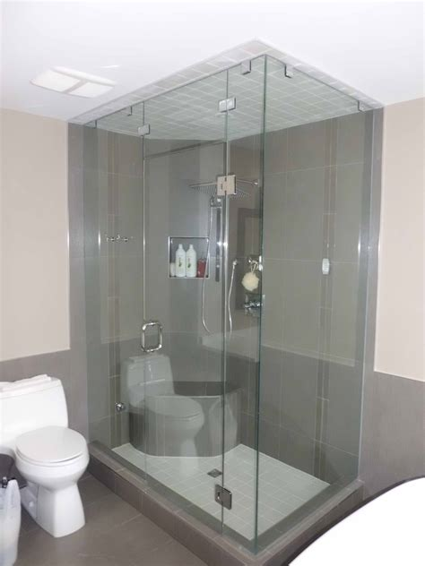 Shower And Bath Enclosures Surrey Shower Door Repair Install Bathroom Glass Door Installation