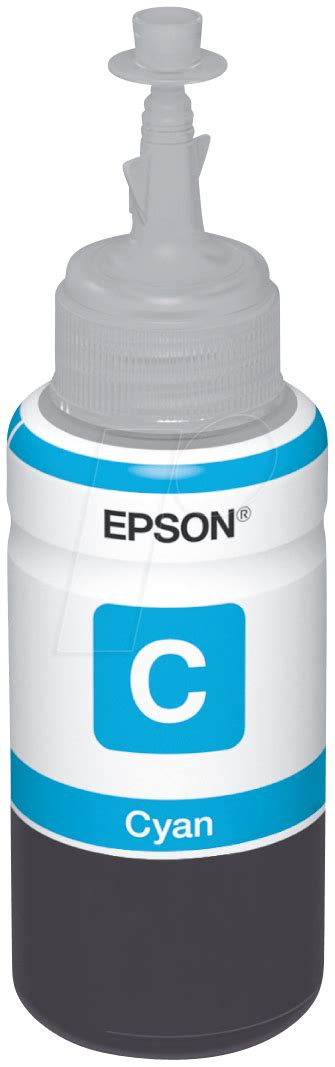 Epson Ink Bottle T6642 Cyan tinte t6642 cyan ink bottle for ecotank at reichelt