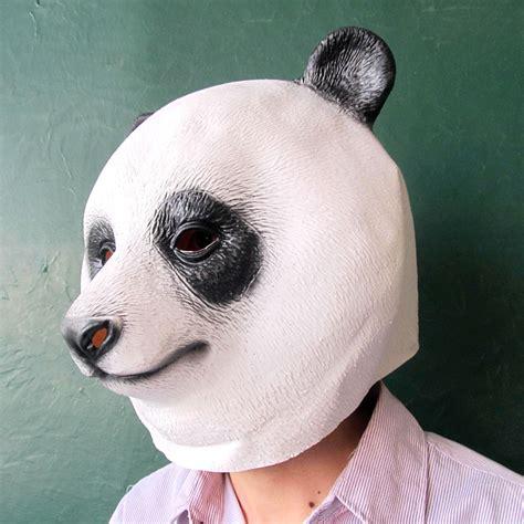 maschera testa di cavallo maschere panda acquista a poco prezzo maschere panda lotti