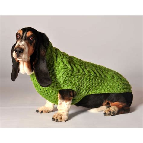 puppy sweater chilly cable knit sweater sweaters at glamourmutt
