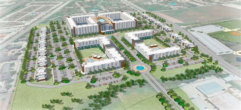 housing complex design the weitz company selected as design builder for expansive texas a m student housing