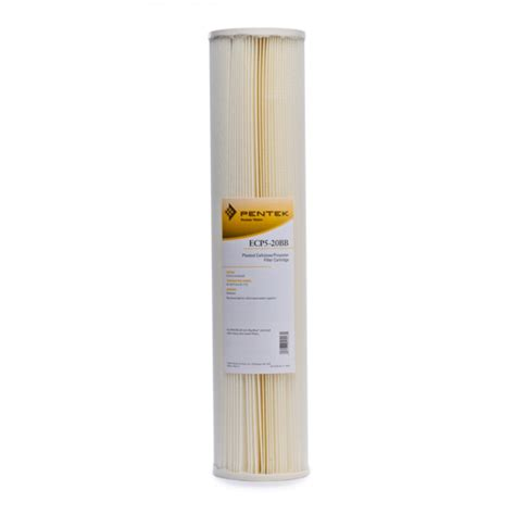 Cartridge Water Filter Filter Air 20 Inch Dewater ecp5 20bb pentek whole house filter replacement cartridge