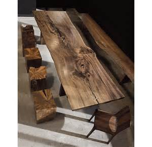 Hudson furniture reclaimed wood table and chairs