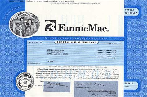 Fannie Mae Background Check Federal National Mortgage Association Fannie Mae Washington D C