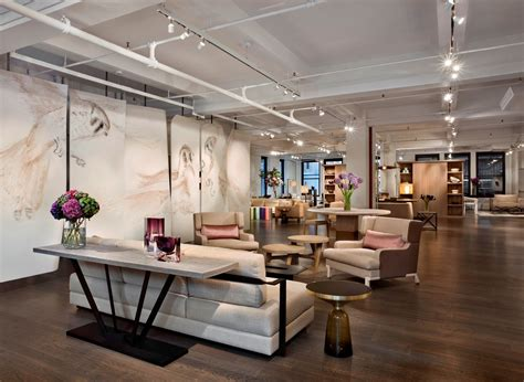 avenue room furniture showroom new york tracing s
