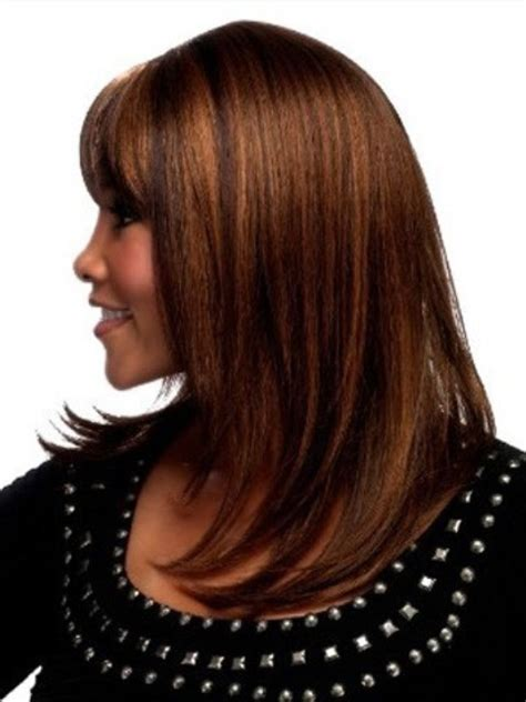 how to style meduim length african american hair medium length hairstyles with pictures and tips on how