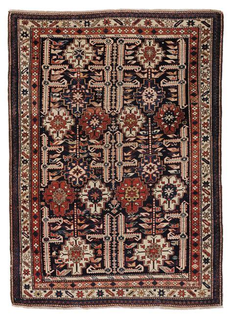 asta tappeti antichi tappeto caucasico shirvan kuba xix secolo tappeti