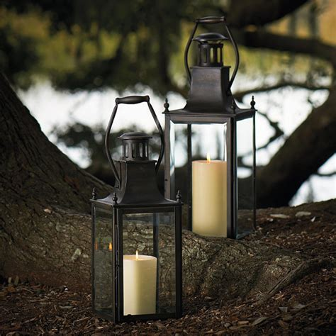 Beacon Outdoor Lighting Beacon Outdoor Lantern 22 Quot H Traditional Candles And Candle Holders By Frontgate