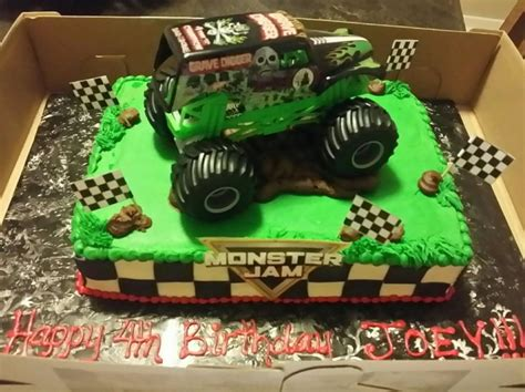 grave digger truck cake best 25 jam ideas on truck