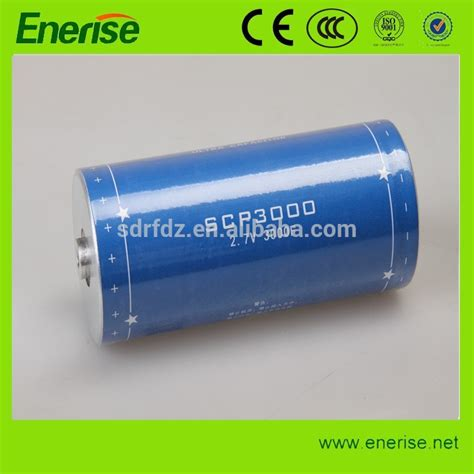 used ultra capacitor 3000f capacitor for electronic product