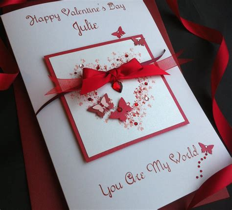 Handmade Valentines Cards For - luxury valentines cards handmade s cardspink