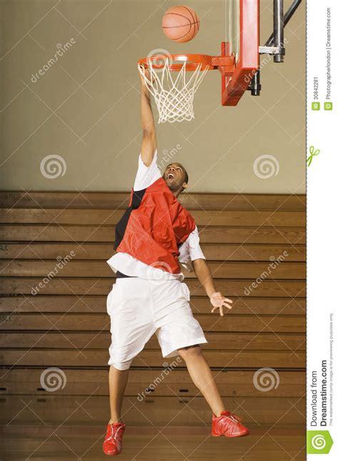 Kickers Slamdunk Fullblack basketball player misses slam dunk stock image image of hobby 30842281