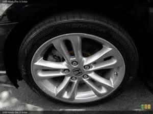 Tires Honda Civic Si 2008 Honda Civic Si Sedan Wheel And Tire Photo 71208301