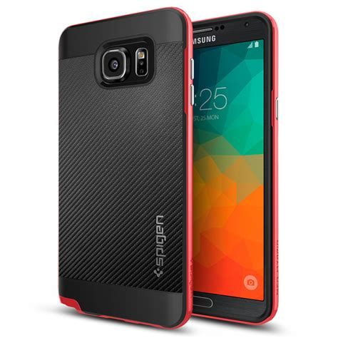 Casing Spigen Neo Hybrid Samsung Galaxy Note 5 images of the samsung galaxy s6 edge and the galaxy note 5 revealed by maker spigen