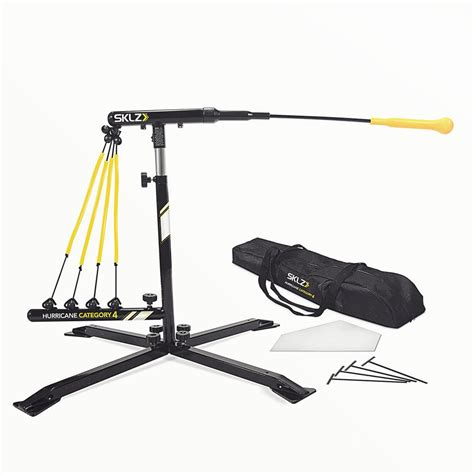 baseball swing trainer sklz hurricane category 4 batting trainer