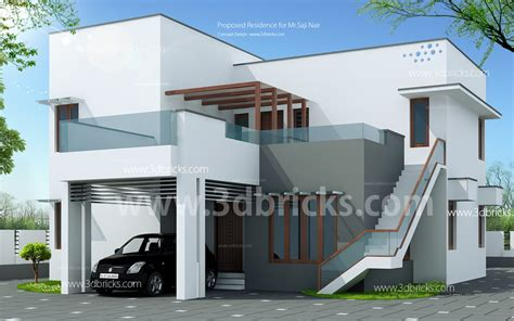 kerala home design in 5 cent contemporary house plans in 3 cents