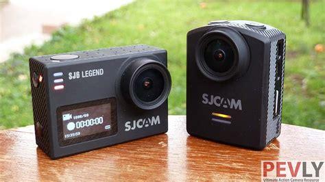 Sjcam Second sjcam m20 vs sj6 legend comparison