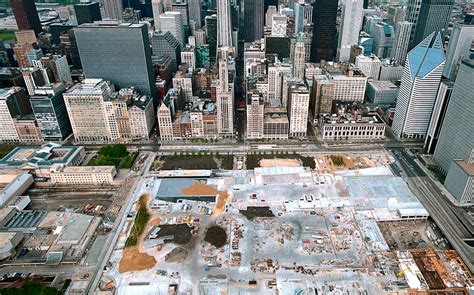 the history of millennium park in 3 minutes daily press