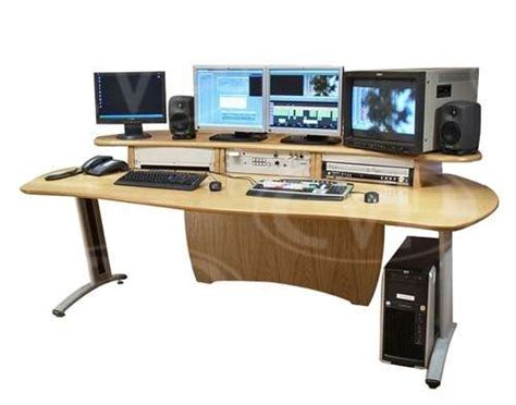 studio furniture desk buy aka design prolite editing desk studio furniture