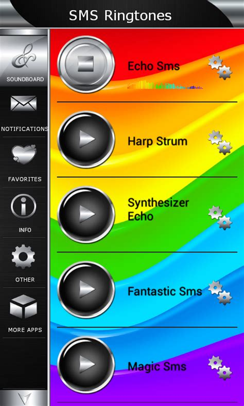 best android ringtone app sms ringtones top free android app android freeware