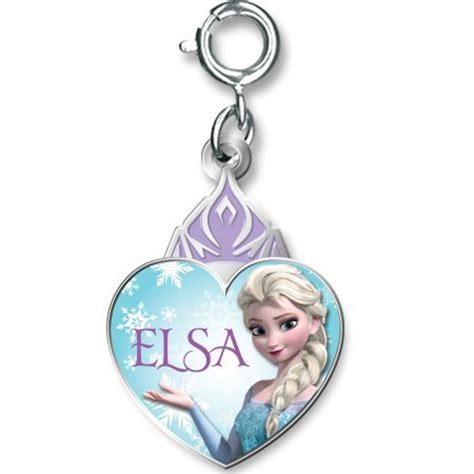 Ke 077 Keychain Elsa Frozen charm it frozen elsa crown charm by high intencity