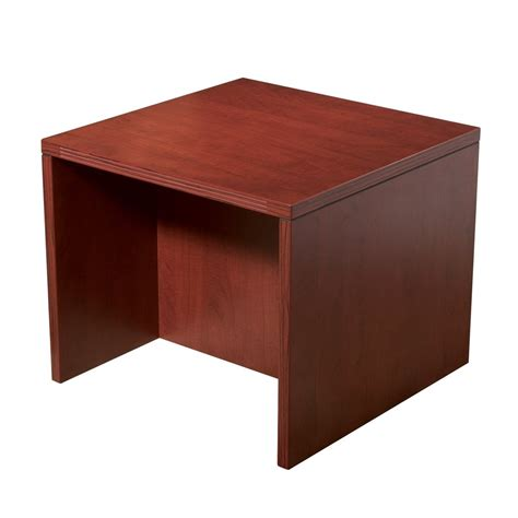 osp furniture napa desk shop office star osp furniture napa cherry end table at