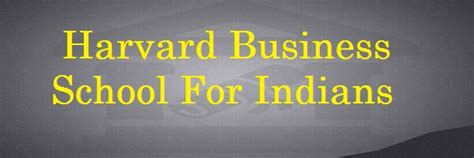 Harvard Business School Mba Course Duration by Business Schools Eligibility Courses Archives