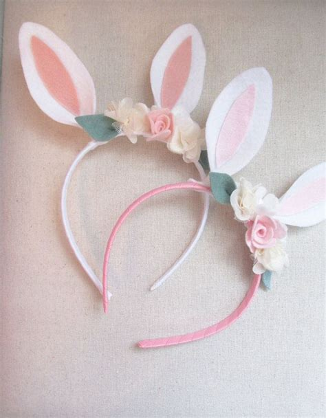 Rabbit Ear Hairband best 25 bunny ears headband ideas on rabbit