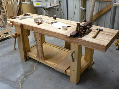 woodworkers bench plans woodshop workbench plans pdf woodworking