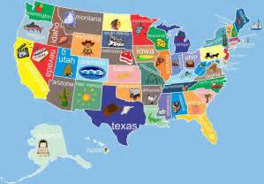 www us map united states map childrens room decor childrens