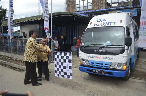 Kas Rem Mobil Timor Mobil Kas Keliling Bank Ntt Cabang Atambua Diluncurkan