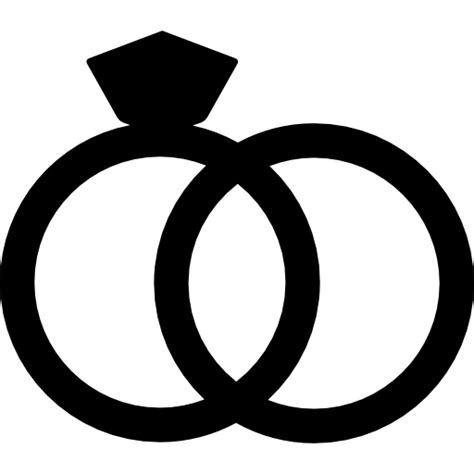 Eheringe Logo by Wedding Rings Free Shapes Icons
