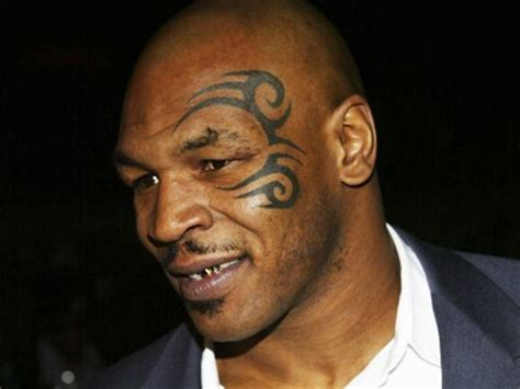 mike tyson tattoos mike tyson lawas