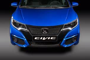 2015 honda civic facelift unveiled including new sport