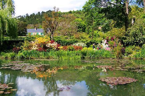 Jardin De Giverny De Claude Monet