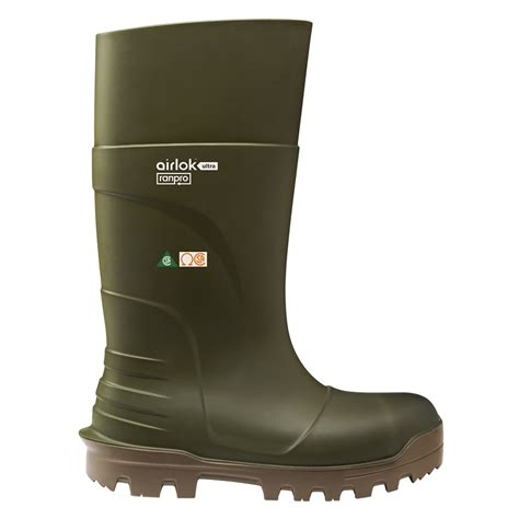pioneer work boats ranpro ultra 50 c polyurethane boots direct workwear