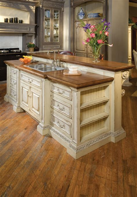 Kitchen Cabinets Color Schemes by 30 Attractive Kitchen Island Designs For Remodeling Your