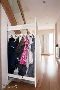 coat storage ideas ƹӝʒ under stairs storage ideas gallery 24 north london uk avar furniture
