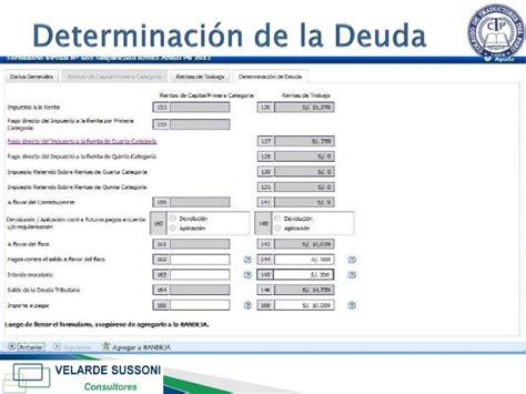 calculo de impuesto a la renta 5ta categoria newhairstylesformen2014 impuesto a la renta cuarta y quinta categor 237 a