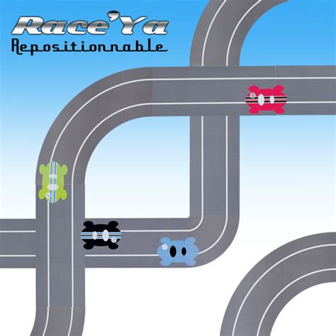race track wall stickers raceya racetrack wall stickers wall decals only on