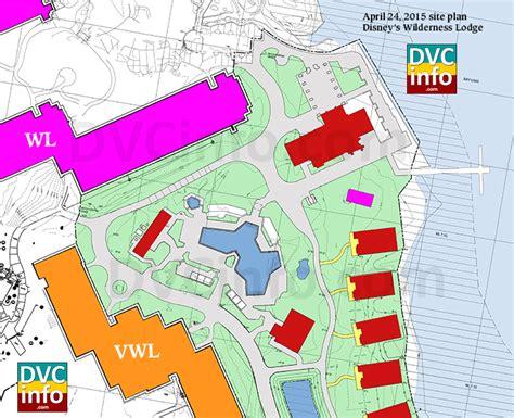 Disney Vacation Club Floor Plans by Wilderness Lodge Dvc Construction Dvcinfo Com