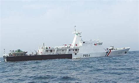 shipping to pakistan china delivers third maritime patrol ship to pakistan page 3