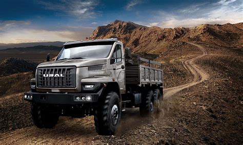 Ural Motorr Der Video by Gaz Ural Next Neues Russisches Extrem Expeditionsmobil