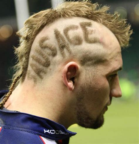 does hair behind ears looks stupid joe marler out to prove that he s a cut above the rest