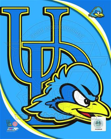 Search Udel Of Delaware Blue Hens Team Logo Photo At Allposters