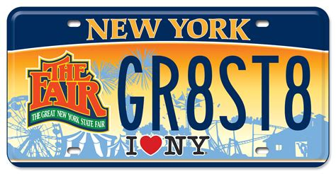 Dmv Vanity Plates Ny by Press Release 08 26 2015 New York State Of Opportunity